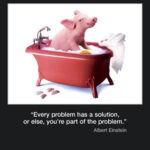 Picture of the week #50 : Every Problem has a solution…