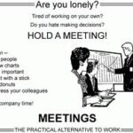 After Email, What If We Get Rid of Meetings