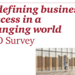 Redefining success in a fast changing world (PWC Study)