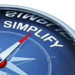 Employee and customer experience : simplification is not rationalization