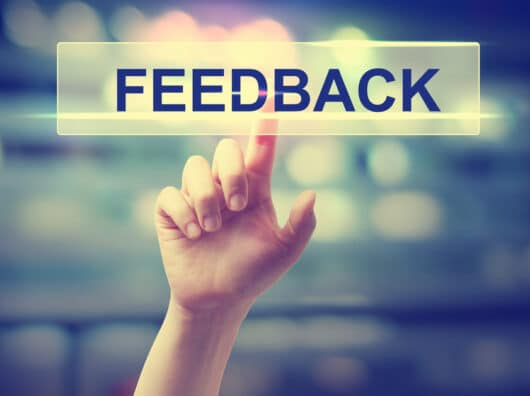 Is the feedback applications market saturated ?