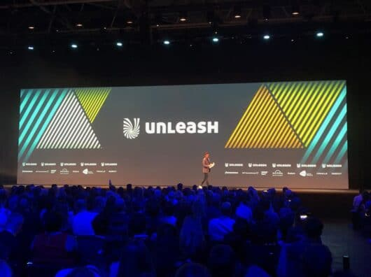 #Unleash18 Day 1 : My Wrap-Up