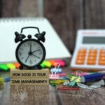 No, technology won't help you to manage your time