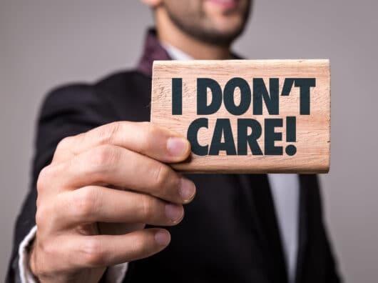 Why you shouldn't care about your employee experience (let alone measure it)