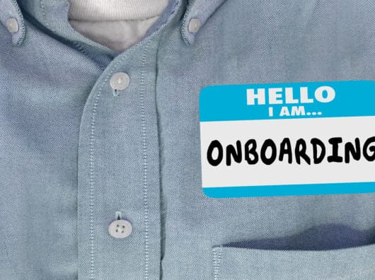 Onboarding and mentoring are not just for the inexperienced.