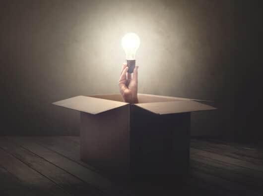 A problem box is better than any idea box
