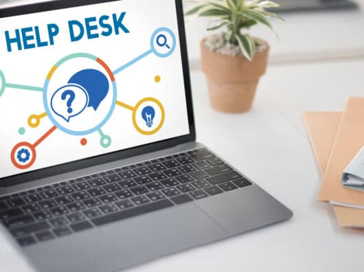 Employee helpdesk and enterprise ticketization: instructions for use