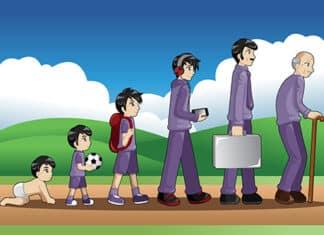 Etapes de la vie et générations