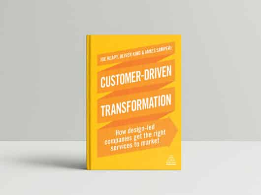 Comment transformer son organisation par le design et l'orientation client ?