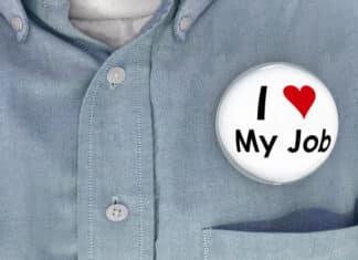 Salarié qui aime son travail