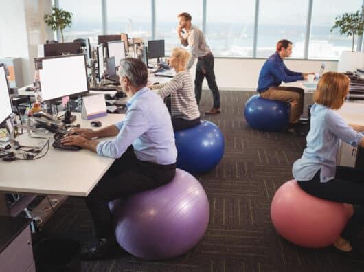 Le lieu de travail, irritant #11 de l'expérience employé.