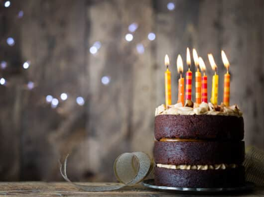 M... c'est mon anniversaire