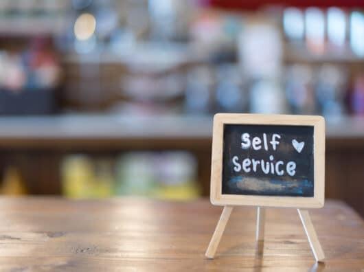 Self-service employé : jusqu'où aller avant d'aller trop loin